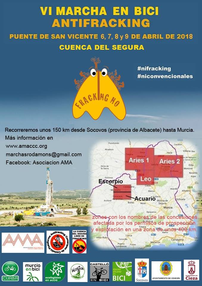cartel VI fracking