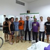 Presentación Marcha en bici COP 22 en Marrakech
