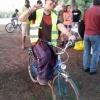 II entrega de BICIS PARA TODAS con más de 25 bicis donadas.